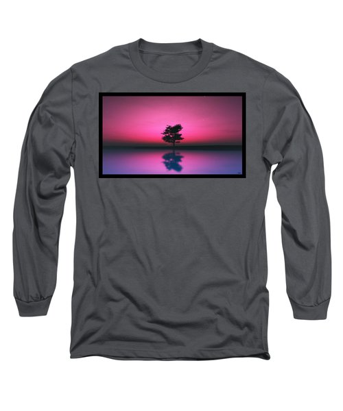 Purple Sky... Long Sleeve T-Shirt
