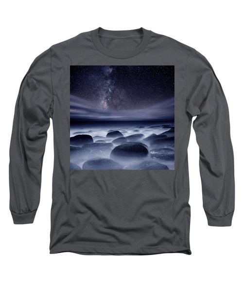 Quest For The Unknown Long Sleeve T-Shirt