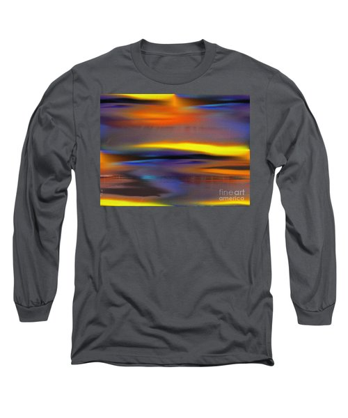 Soft Rain Long Sleeve T-Shirt
