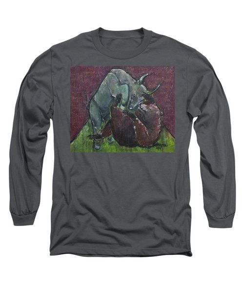 Rage And Roar Long Sleeve T-Shirt
