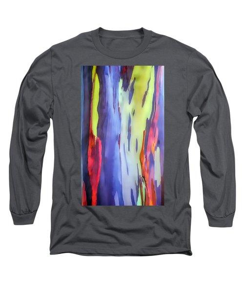 Rainbow Eucalyptus 2 Long Sleeve T-Shirt