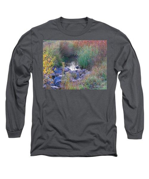 Rainbow Pond Long Sleeve T-Shirt
