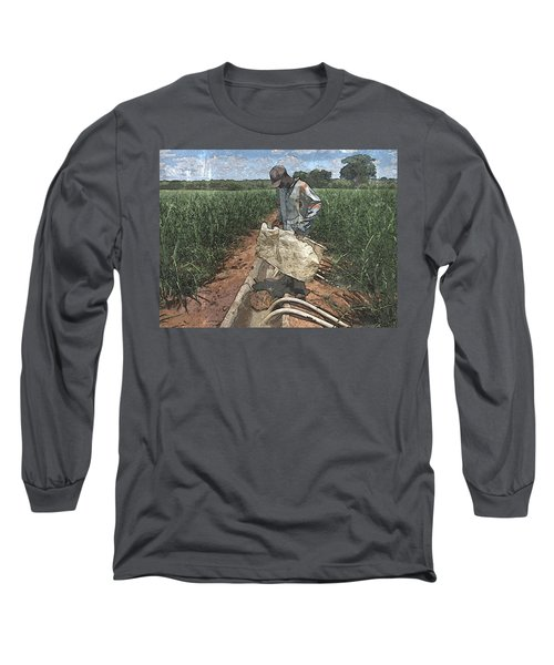 Raising Cane Long Sleeve T-Shirt