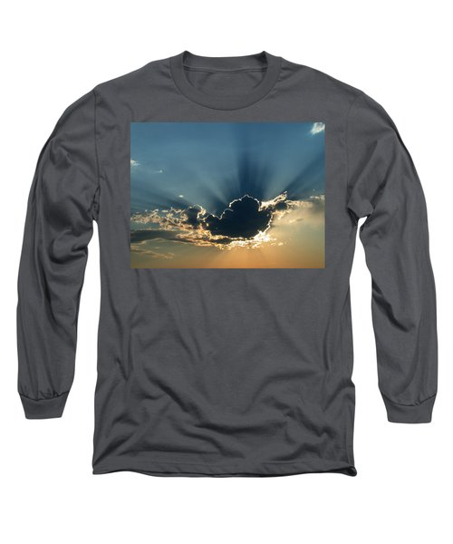 Rays Of Light Long Sleeve T-Shirt