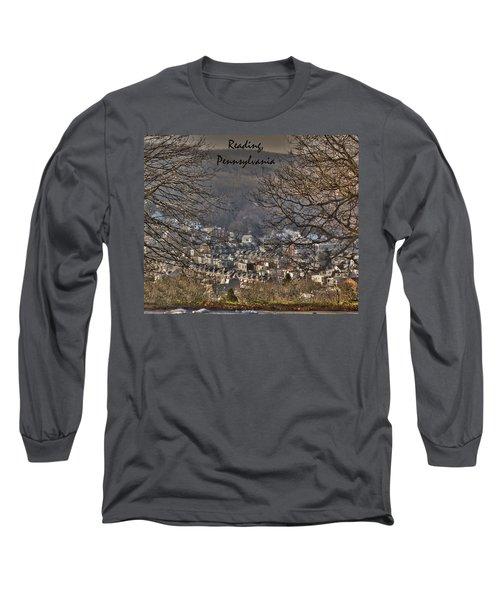 Reading Pennsylvania Long Sleeve T-Shirt