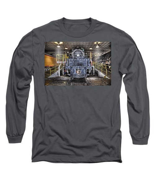 Long Sleeve T-Shirt featuring the photograph Ready To Begin My Restoration by Ken Smith
