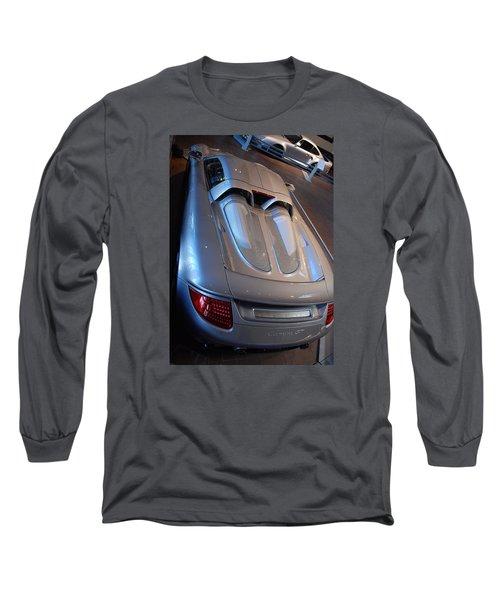 Rear Pov Long Sleeve T-Shirt by John Schneider
