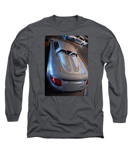 Rear Pov Long Sleeve T-Shirt