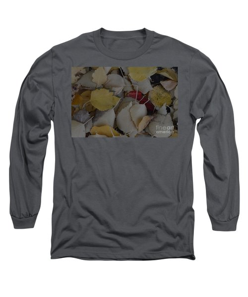 Rebel Heart Long Sleeve T-Shirt by Brian Boyle