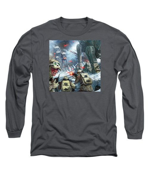 Rebel Rescue Long Sleeve T-Shirt