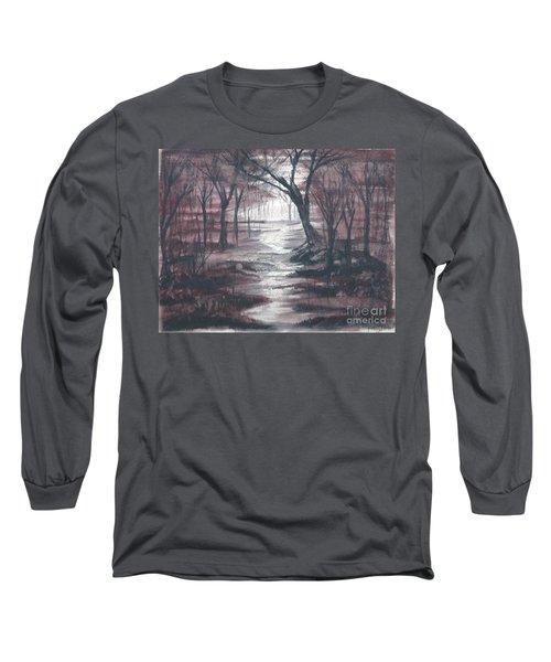 Red Mist  Long Sleeve T-Shirt
