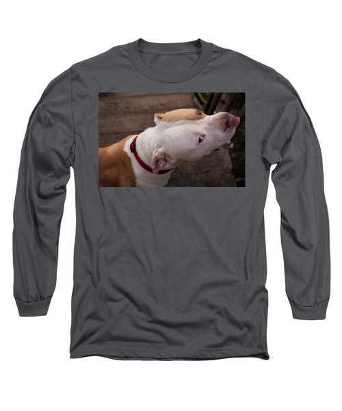 Red Pit 3 Long Sleeve T-Shirt