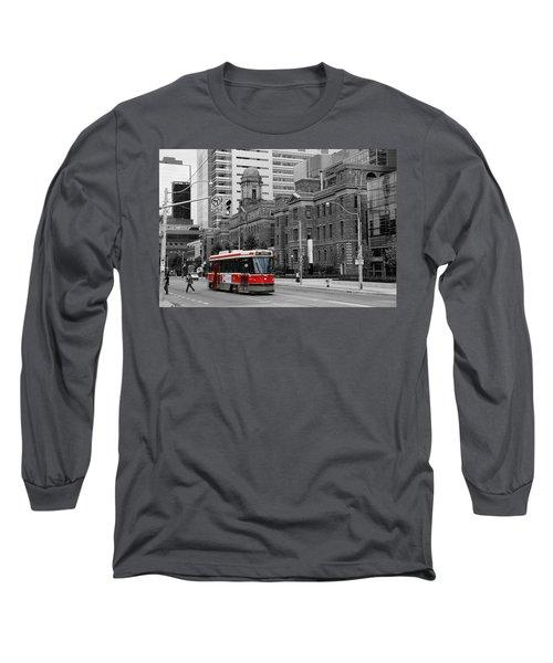 Red Rocket 36c Long Sleeve T-Shirt