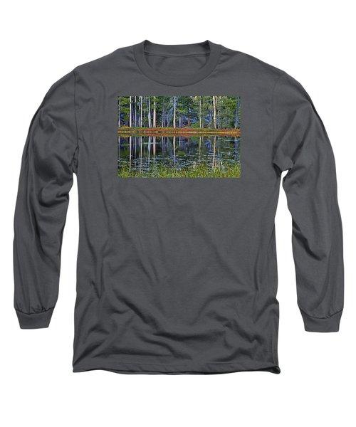 Reflecting Nature Long Sleeve T-Shirt