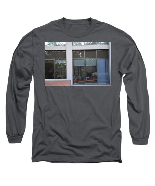 Long Sleeve T-Shirt featuring the photograph Reflection 1 by Shawn Marlow