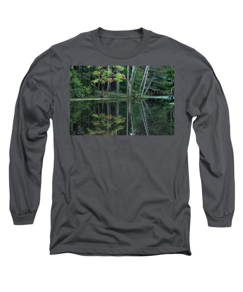 Reflection Long Sleeve T-Shirt by Bruce Patrick Smith