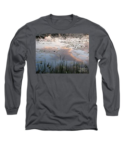 Reflections Long Sleeve T-Shirt by Michael Krek