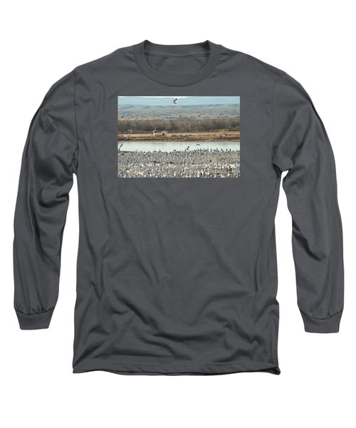 Refuge View 2 Long Sleeve T-Shirt