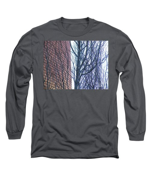 Regular Irregularity  Long Sleeve T-Shirt by Brian Boyle