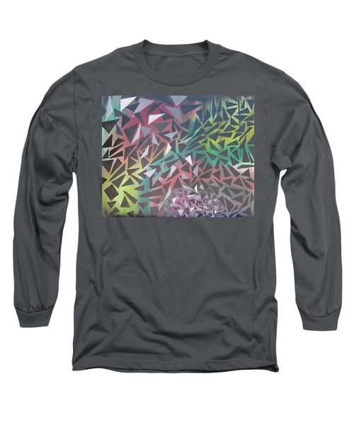 Reigning Triangles Long Sleeve T-Shirt