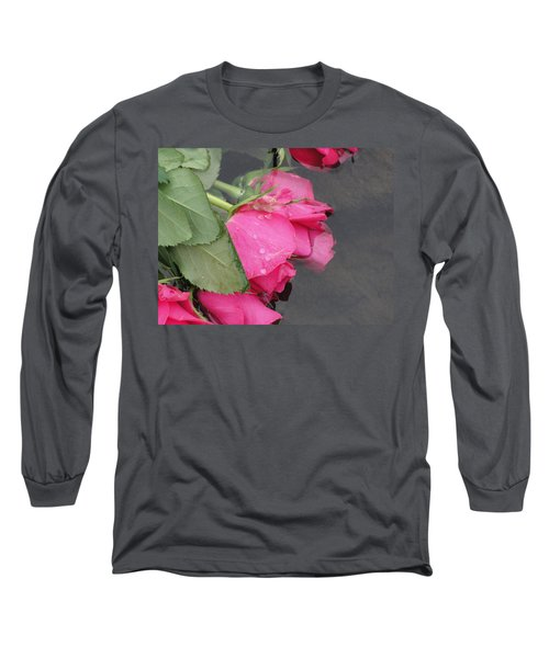 Long Sleeve T-Shirt featuring the photograph Remember by Tiffany Erdman