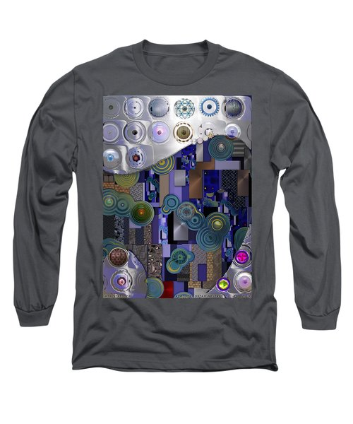 Remodern Dream Abstractor  Long Sleeve T-Shirt