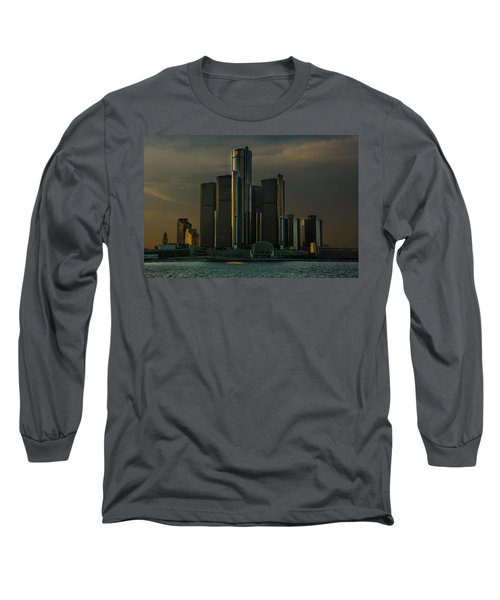 Renaissance Center Long Sleeve T-Shirt