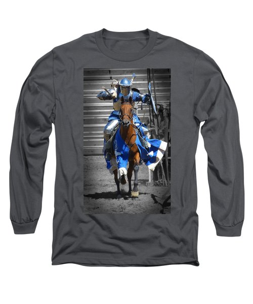 Renaissance Knight Long Sleeve T-Shirt