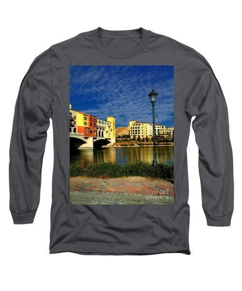 Resort In Henderson Nevada Long Sleeve T-Shirt