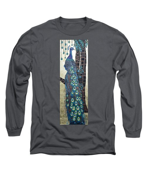 Resplendent Long Sleeve T-Shirt by Susan Duda