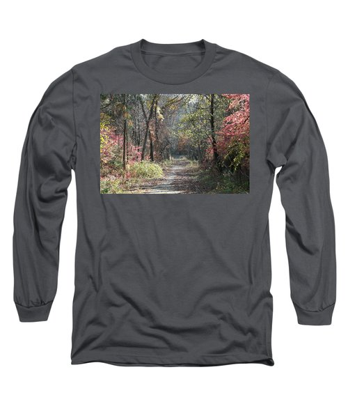 Restless No. 2 Long Sleeve T-Shirt