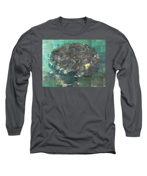 Resurrection - Uss Arizona Memorial Long Sleeve T-Shirt
