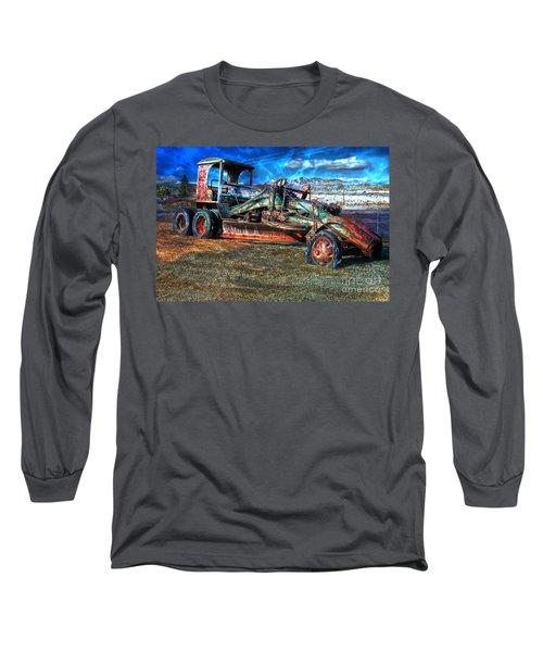Retired Caterpillar Long Sleeve T-Shirt