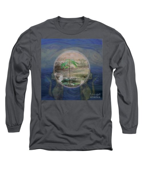 Return To A Half Remembered Dream Long Sleeve T-Shirt