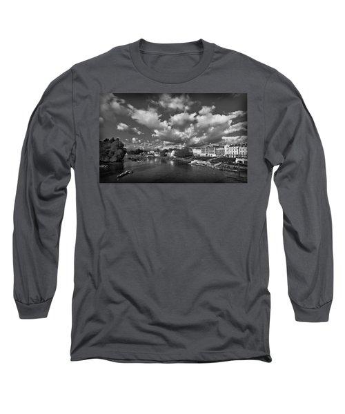 Richmond Riverside Long Sleeve T-Shirt by Maj Seda