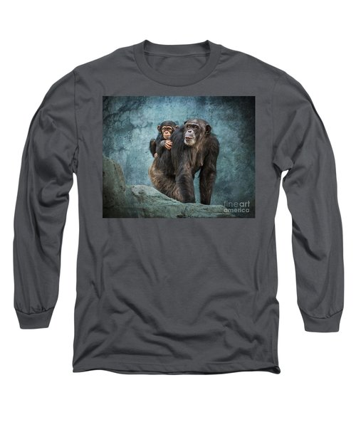 Ride Along Long Sleeve T-Shirt by Jamie Pham