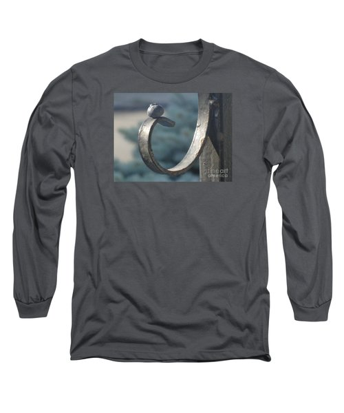 Riding The Wave Long Sleeve T-Shirt by Christina Verdgeline
