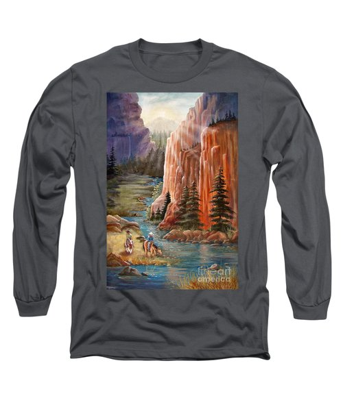 Rim Canyon Ride Long Sleeve T-Shirt