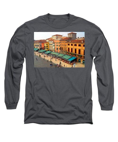 Ristorante Olivo Sas Piazza Bra Long Sleeve T-Shirt