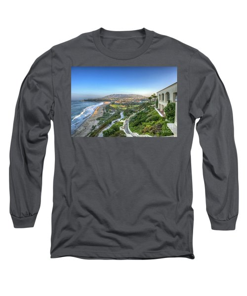 Ritz-carlton Laguna Niguel Ocean View Long Sleeve T-Shirt