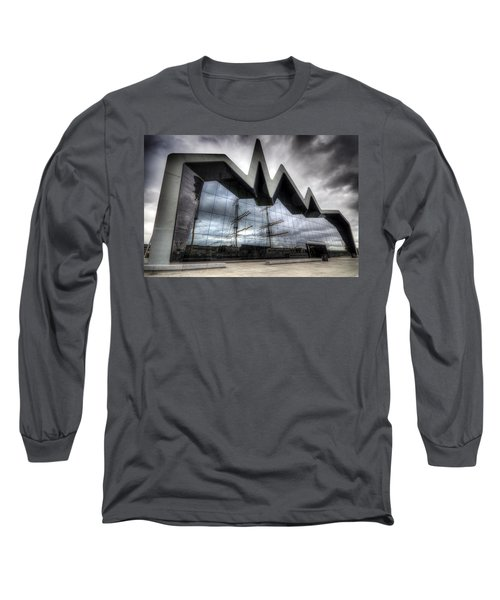 Riverside Museum Long Sleeve T-Shirt