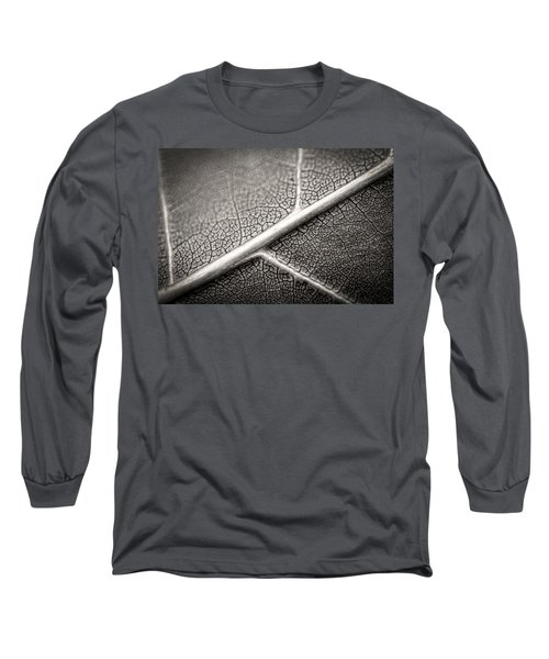 Road Map Of A Restless Mind Long Sleeve T-Shirt