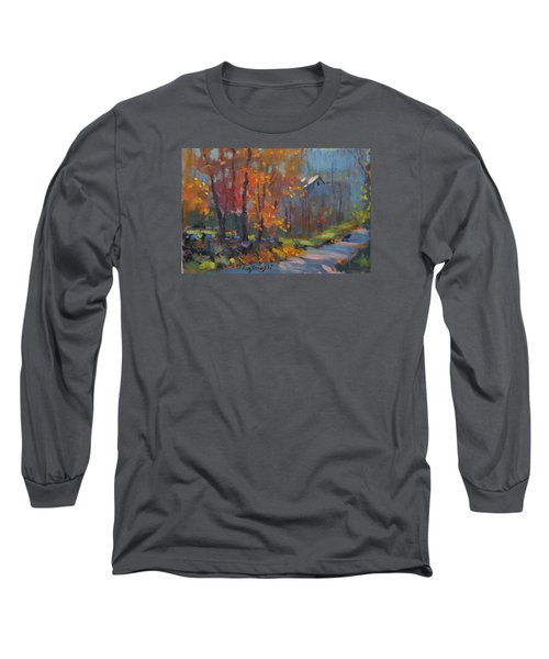 Road South Long Sleeve T-Shirt