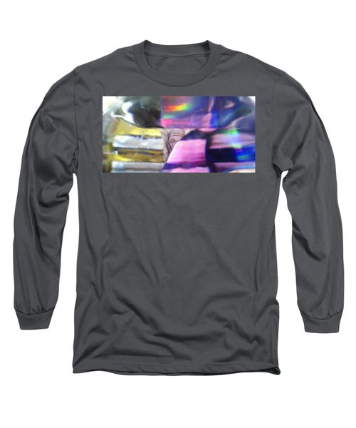 Long Sleeve T-Shirt featuring the photograph Road To Another Dimension by Martin Howard