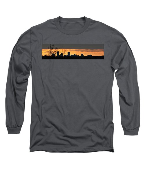 Rochester Skyline Long Sleeve T-Shirt