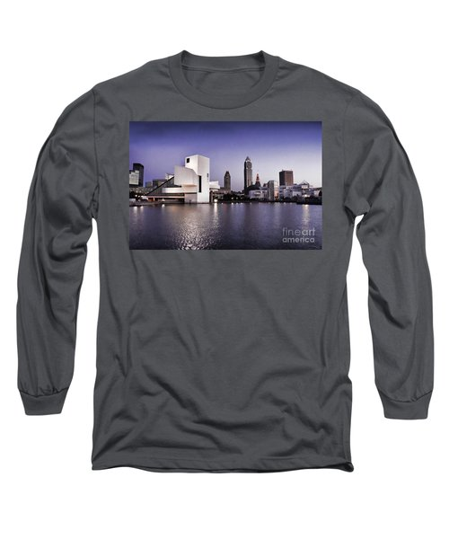 Rock And Roll Hall Of Fame - Cleveland Ohio - 2 Long Sleeve T-Shirt