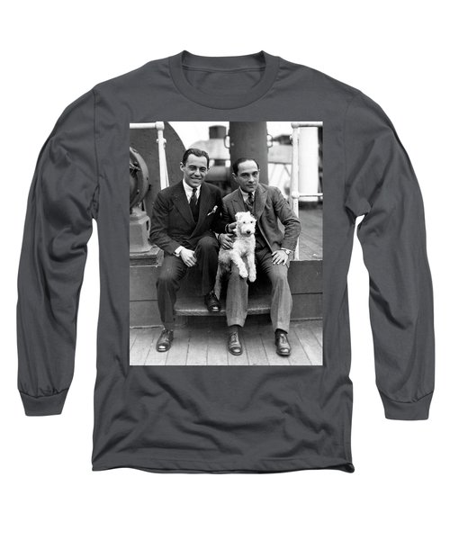Rodgers And Hart Long Sleeve T-Shirt by Granger