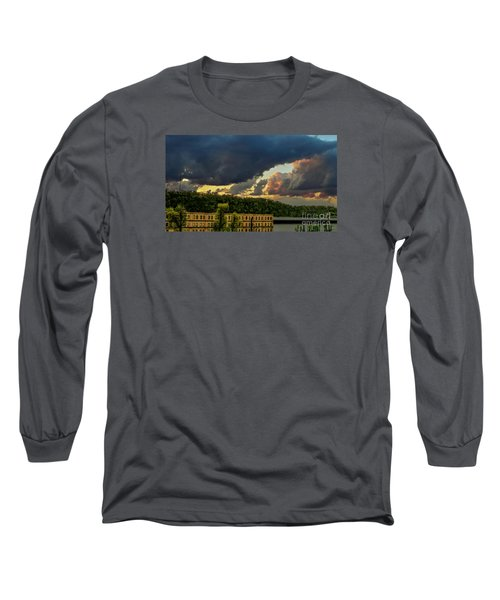 Storm Clouds Rolling In Long Sleeve T-Shirt