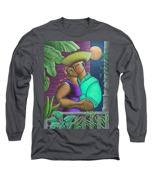 Romance Jibaro Long Sleeve T-Shirt