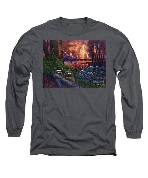 Romantique Long Sleeve T-Shirt
